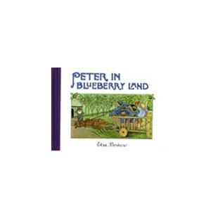 Peter in blueberry land mini edition