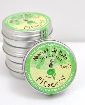 Filberts Bees Lime & Coconut Lip Balm