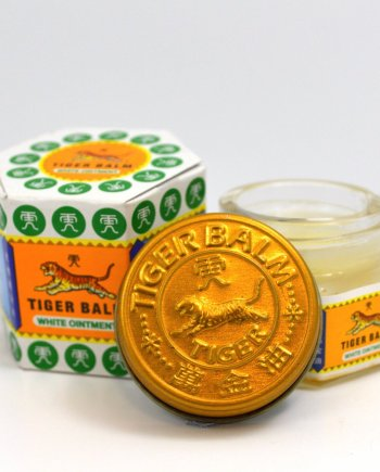 Tiger Balm White massage cream