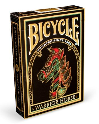 Bicycle Playing Cards Warrior Horse