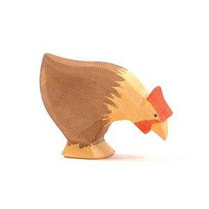 OstheimerBrown Chicken Pecking