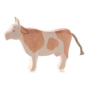 Ostheimer Brown Cow Standing