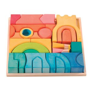 Ostheimer Rainbow Castle Set