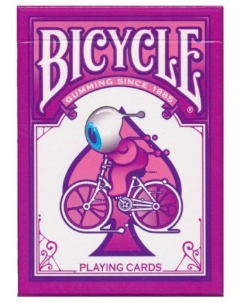 Bicycle Playing Cards Bubblegum