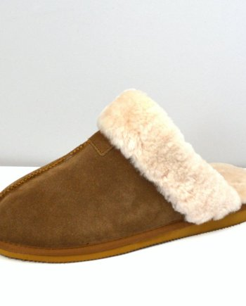 Ibu Indah Slipper- Buckland Ladies Mule