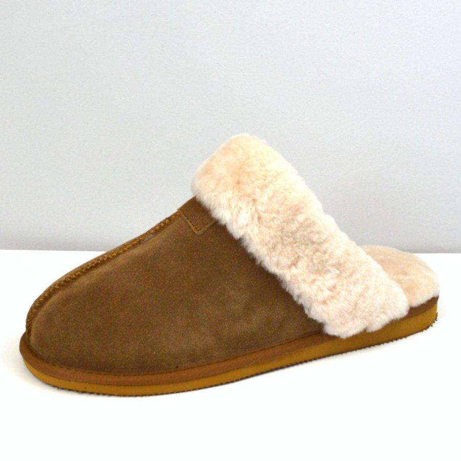 Ibu Indah Slipper - Buckland Ladies Mule