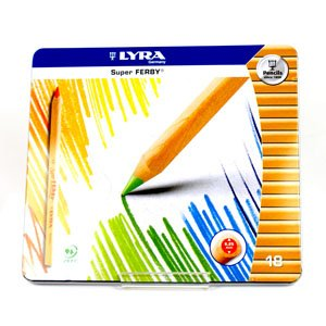 Lyra Super Ferby Pencils - Set of 18
