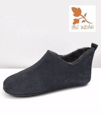 Ibu Indah Slipper Grey Dart Men's