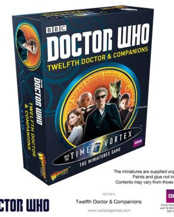 Doctor Who - 12th Doctor and Companions