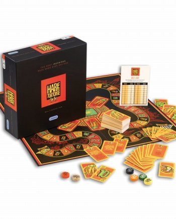 Hare and Tortoise Racing Game