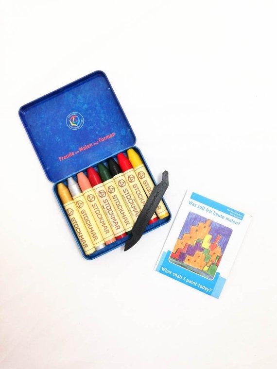 Stockmar Individual Crayon Sticks