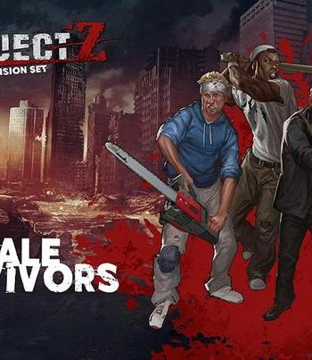 Project Z Expansion Set- Male Survivors