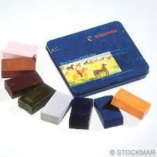 Stockmar Individual Crayon Blocks