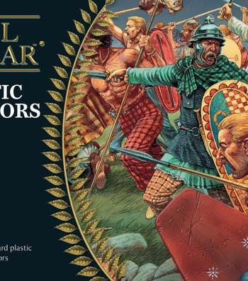 Hail Caesar - Celtic Warriors