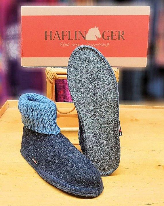 Haflinger Slipper Boot Karl Kapitan