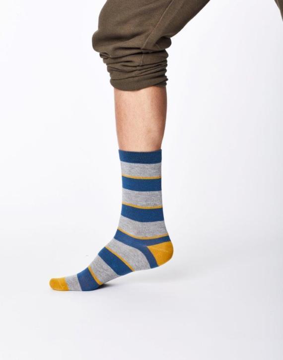 Thought Elfield Sock Mid Grey