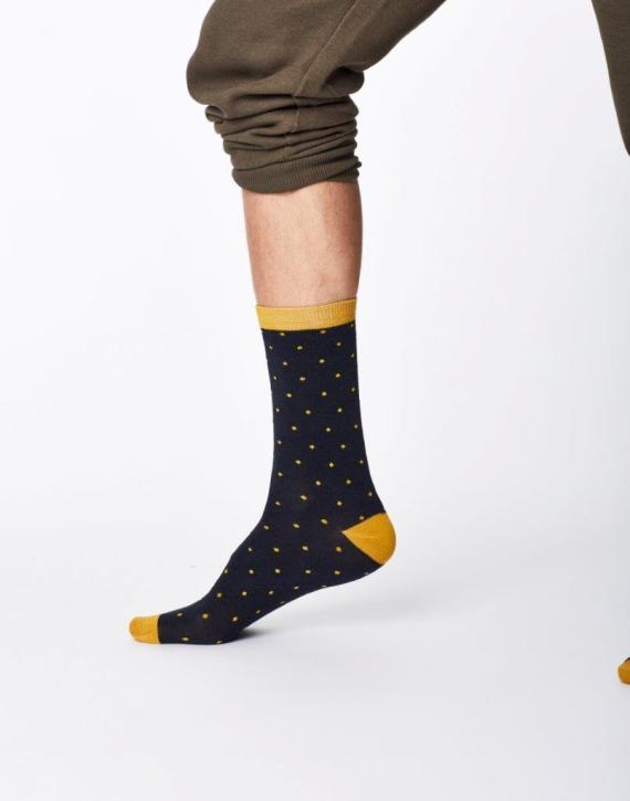 Thought Randall Sock Navy