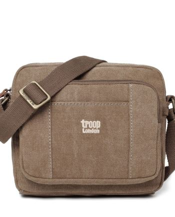Classic Canvas Across Body Bag TRP0235
