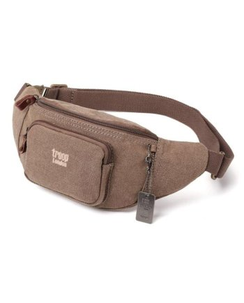 Classic Canvas Waist Bag TRP0244