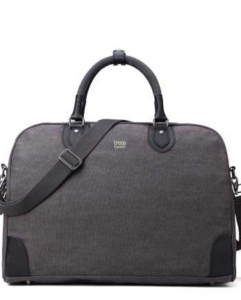 Classic Canvas Large Holdall TRP0263 by Troop London