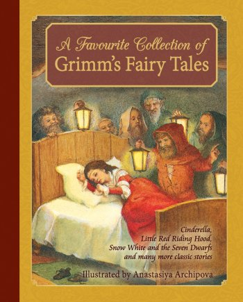 Favourite collection of Grimm's fairy tails