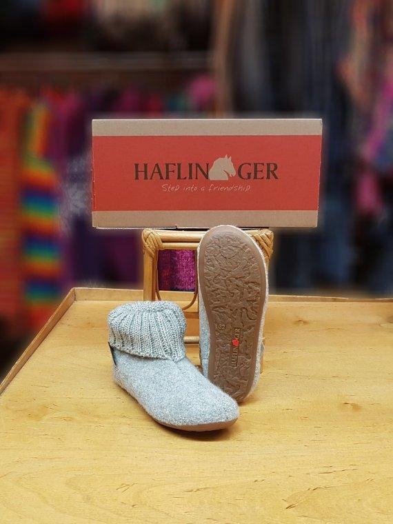 Haflinger Slipper Boot Karlo