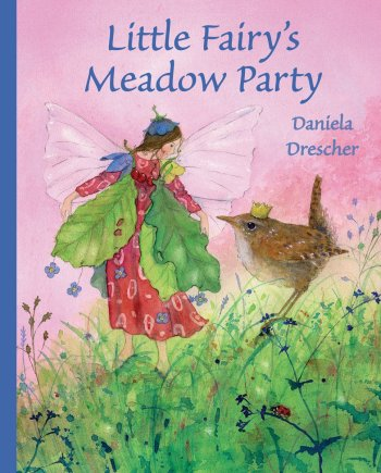 Little Fairy's Meadow Party Book