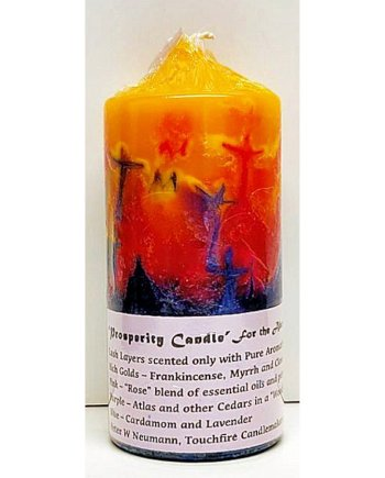 Christos Peace Candle