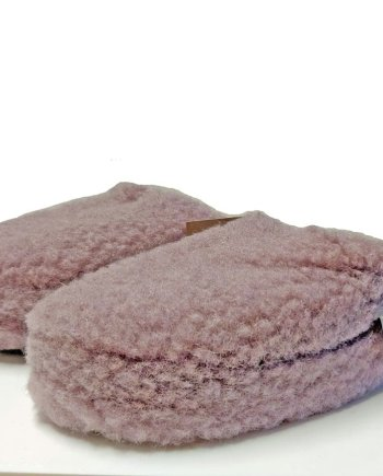 Yoko Standard Wool Slipper Basic Lilac