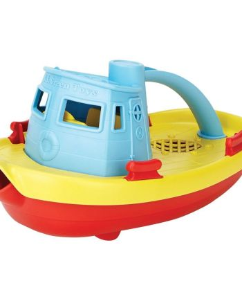 Tugboat Blue Childrens Toys