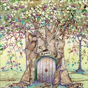 Sweet Home Card by Heart of the Garden