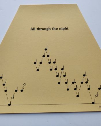 All Through the Night Music Sheet