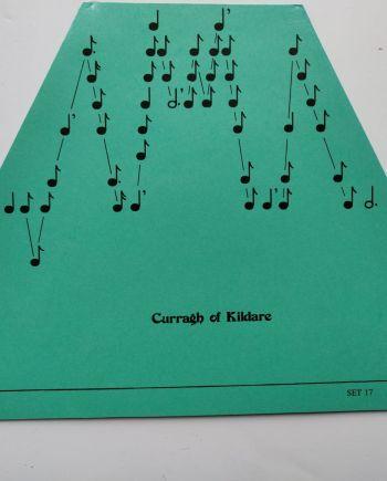Curragh of Kildare Music Sheet