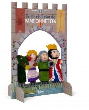 Princess Finger Puppets by Londji