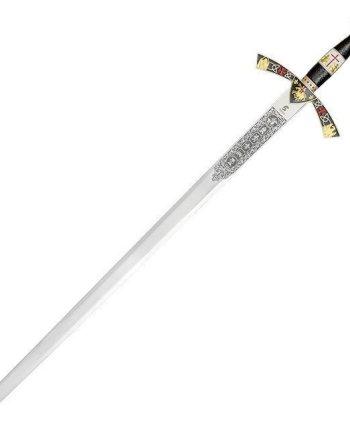 Templar Sword Deluxe Reproduction