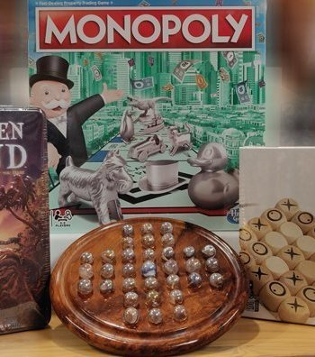 Traditional Games, Family Games and Unusual Games