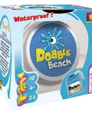 Dobble Waterproof Card Game