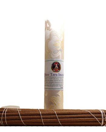 Bhutan Incense White Tara