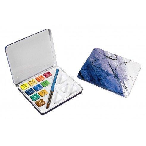 Lyra Aquafine 10 Colour Mini Travel Set