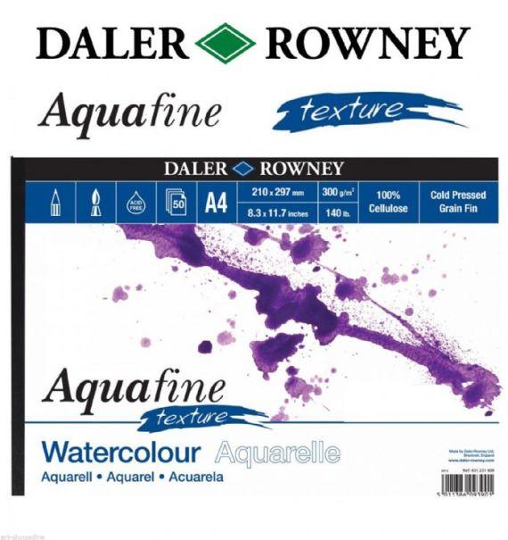 Lyra Aquafine Watercolour Pad Textured