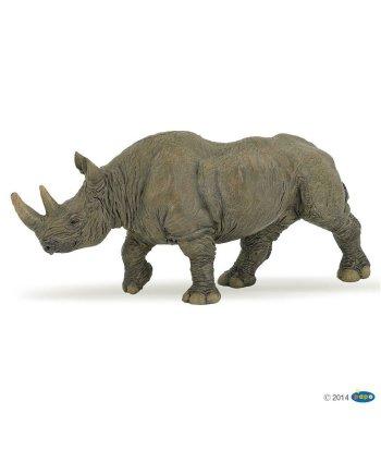 Papo Black Rhino, Figurine
