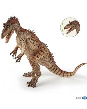 Papo Cryolophosaurus, Figurine