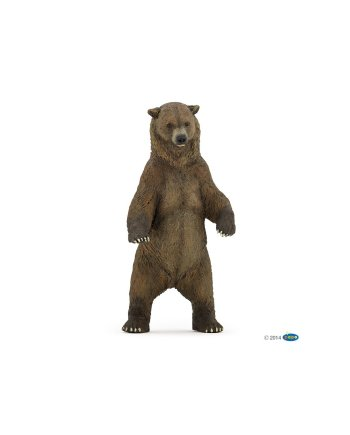 Papo Grizzly Bear, Figurine
