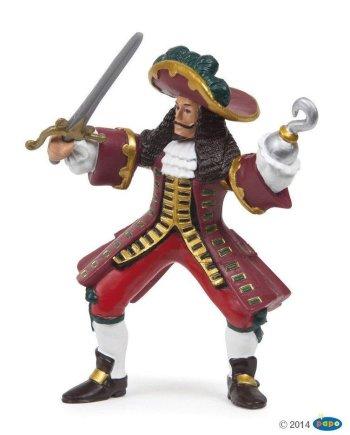 Papo Pirate Captain, Figurine