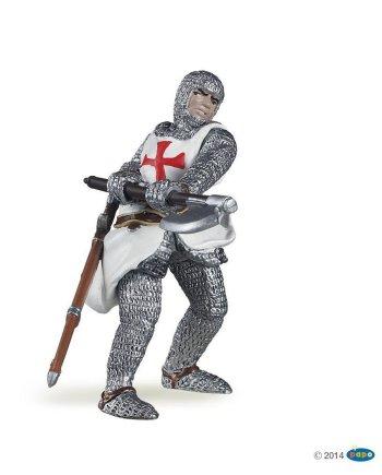 Papo Templar Knight, Figurine