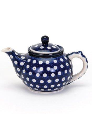Blue Eyes Small Teapot