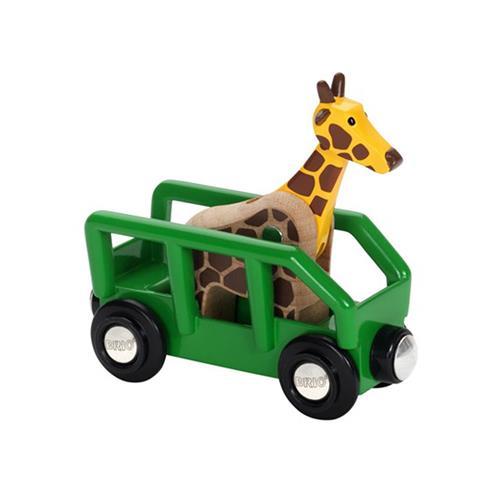 Giraffe-Wagon