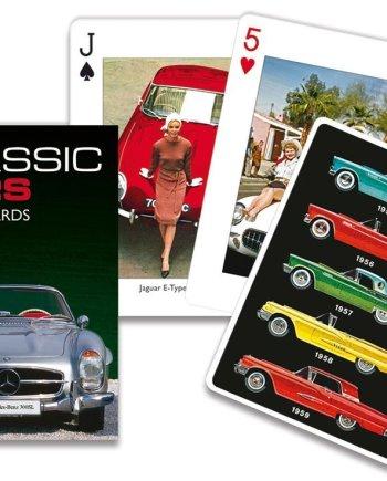 Piatnik Classic Cars Playing Cards