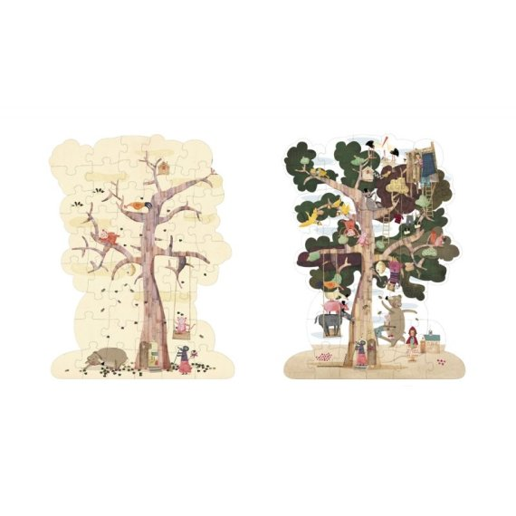 My Tree Puzzle