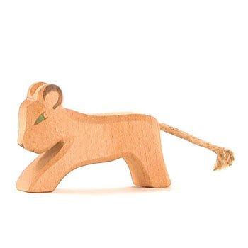 Ostheimer Lion Cub Running